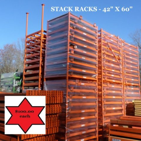 stack rack