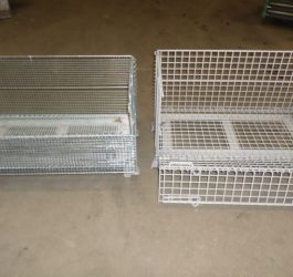 Wire baskets small