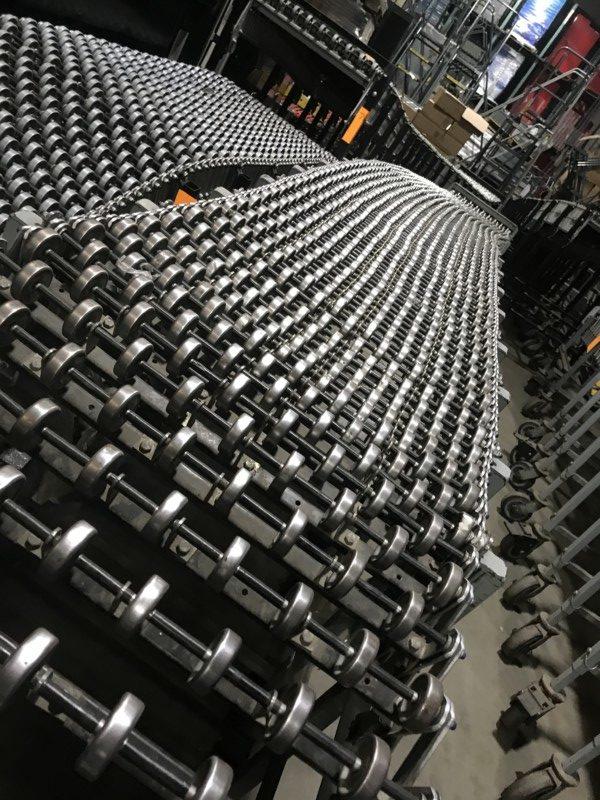 expandable conveyor